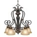 Jefferson 5 Light Nook Chandelier