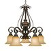 Mayfair 5 Light Nook Chandelier
