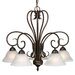 Homestead Ridge 5 Light Nook Chandelier