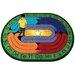 Joy Carpets Educational Essentials Amazing ABC's Kids Rug