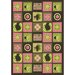 Joy Carpets Just for Kids Wired Kids Rug