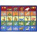 Educational Animal Phonics Kids Rug
