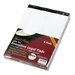 <strong>AMPAD Corporation</strong> Gold Fibre Writing Pads, Legal/Wide Rule, Letter, 4 50-Sheet Pads/Pack