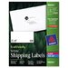 Avery Consumer Products Ecofriendly Labels, 250/Pack