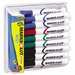 <strong>Avery Consumer Products</strong> Marks-A-Lot Desk Style Dry Erase Markers, Chisel Tip, 24/Pack