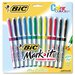 Bic Corporation Mark-It Permanent Ultra-Fine Point Markers, 12/Pack