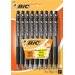 <strong>Ballpoint Retractable Pen, 18/Pack</strong> by Bic Corporation
