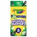 <strong>Crayola LLC</strong> Washable Fine Point Markers (8/Pack)