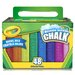 Sidewalk Chalk (48 Count)