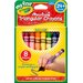 <strong>Washable Triangular Crayon (8 Count) (Set of 8)</strong> by Crayola LLC