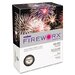 Fireworx Colored Paper, 20 lb, 8-1/2 X 11, 500 Sheets/Ream