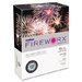 <strong>Fireworx Colored Cover Stock, 65 Lbs, 8-1/2 X 11, 250 Sheets</strong> by Boise®
