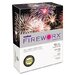 Fireworx Colored Cover Stock, 65 Lbs., 8-1/2 X 11, 250 Sheets