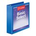 BasicSelect ClearVue Round Ring Binder
