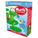 Carson-Dellosa Publishing Math Learning Games,4 Game Boards, 2-4 Players, Grade K