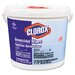 Germicidal Wipes, 12 x 12, White, 110/Canister