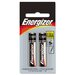 Energizer® Max Alkaline Batteries, Aaaa, 2 Batteries/Pack