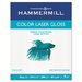 Hammermill Color Laser Gloss Paper, 94 Brightness, 32Lb, 300 Sheets/Pack