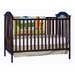 <strong>Storkcraft</strong> Hampton 2-in-1 Fixed Side Convertible Crib