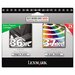 (36XL, 37XL) High-Yield Ink Cartridge, 2/Pack