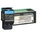 Lexmark International Extra High-Yield Toner, 4000 Page-Yield