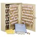 MMF Industries Steelmaster Dupli-Key Two-Tag Cabinet, 60-Key