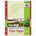 <strong>Pacon Corporation</strong> Ecology Filler Paper, 150 Sheets/Pack