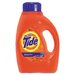 Procter & Gamble Commercial Ultra Liquid Tide Laundry Detergent, 50 oz Bottle, 6 per carton