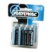Rayovac® AA Alkaline Battery, 8/Pack