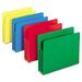 <strong>Smead Manufacturing Company</strong> Accordion Expansion File Pockets, Straight Tab, 4/Box