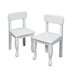 Queen Anne Chairs (Set of 2)