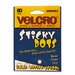 "<strong>Removable Adhesive Dots, 3/8"" Diameter, 80/Pack</strong> by VELCRO USA Inc"