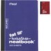 """Mead 5.5"""" x 4"""" College Ruled Fat Lil Wireless Notebook"""