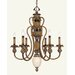 Livex Lighting Savannah 7 Light Chandelier