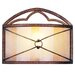Bristol Manor 1 Light Wall Sconce