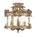 Chateau Convertible Foyer Pendant