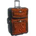 """<strong>Amsterdam 29"""" Expandable Rolling Upright in Orange</strong> by Traveler's Choice"""