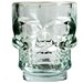 <strong>Kikkerland</strong> Skull Shot Glass (Set of 4)