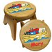 <strong>Holgate Toys</strong> Noah's Ark Kid's Stool