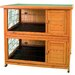 <strong>Premium Double Decker Rabbit Hutch</strong> by Ware Manufacturing
