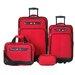 Desoto 4 Piece Luggage Set