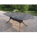 Mississippi Oval Dining Table