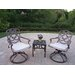 <strong>Pacifica 3 Piece Rocker Seating Group Set</strong> by Oakland Living