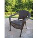 <strong>Elite Resin Wicker Chair (Set of 4)</strong> by Oakland Living