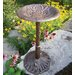 American Eagle Bird Bath