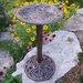 <strong>Hummingbird Bird Bath</strong> by Oakland Living