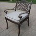 <strong>Oakland Living</strong> Mississippi Dining Arm Chair