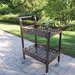 Mississippi Serving Cart