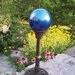 Gazing Globe with Pedestal Stand