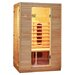 <strong>2 Person Ceramic FAR Infrared Sauna</strong> by Lifesmart